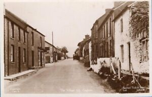 Goginan Wales View Of The Village (C) OLD PHOTO