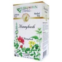 Organic Honeybush Tea 24 Bags  by Celebration Herbals