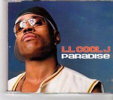 (FM708) LL Cool J, Paradise - 2002 DJ CD
