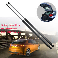 2x Rear Tailgate Boot Gas Struts Support For Honda Civic MK8 Hatchback 2005-2011