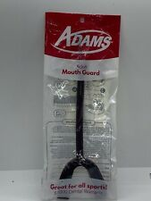 Adams Adult Mouth Guard Good For All Sports
