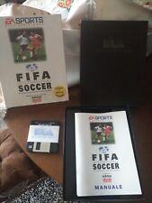 EA SPORTS FIFA INTERNATIONAL SOCCER PC RETROGAMING BIG BOX FLOPPY DISK