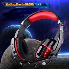 KOTION EACH G9000 USB 7.1 Surround Sound Version Game Gaming Headphone Computer