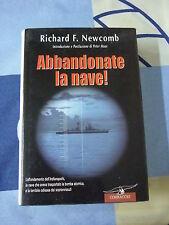 Abbandonate la nave R Newcomb Affondamento Indianapolis