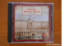 CD HANDEL: THE WATER MUSIC - SUITES 1, 2 & 3 (EG)