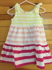 *NWT GYMBOREE* Girls MIX 'N' MATCH Petal Pink Stripe Maxi Dress Sz 12-18 Months