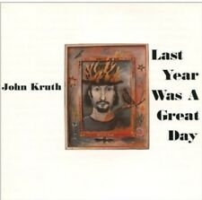 John Kruth - Last Year Was a Great Day [New CD]