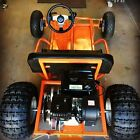 Go Kart Plans: Two Versions PDF Plan Bundle, Go Kart Build: Two Seat Go Kart