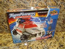 HASBRO TRANSFORMERS ARMADA RED ALERT & LONGARM MINI-CON BTR LEGO NEW IN BOX!