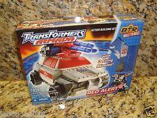 HASBRO TRANSFORMERS ARMADA RED ALERT & LONGARM MINI-CON BTR LEGO NEW IN BOX!