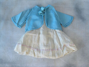 Vtg Nightgown and Bed Jacket made for Effanbee Dewees Cochran Gloria Ann Doll