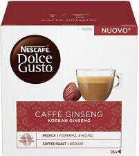 Kaffeekapseln Nescafé Dolce Gusto Ginseng Kaffee Kapseln 5x 16 Stück MHD 5/22