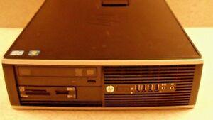 HP Pro 6300 SFF Quad Core i5-3470 3.20GHz 4GB DDR3 RAM 500GB HDD Windows 10 Home