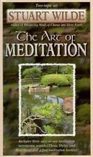 The Art of Meditation by Stuart Wilde (1996, Cassette)