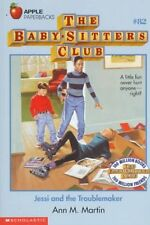 Jessi and the Troublemaker (Baby-Sitters Club) by Ann M. Martin