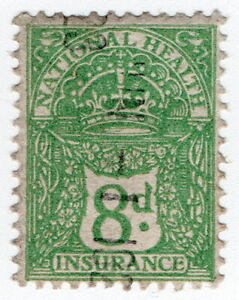 (I.B) George V Revenue : National Health & Insurance 8d