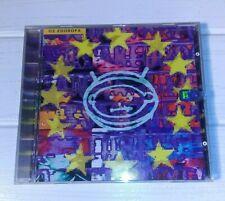 Zooropa U2 CD Audio 1993
