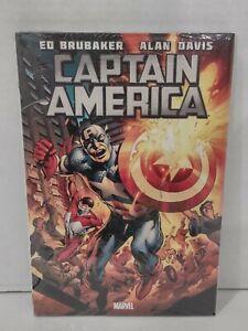 Captain America Vol. 2 by Ed Brubaker Hardcover Alan Davis Avengers Falcon