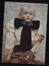 Vintage Postcard Character Doll - Germany 1910 Orig. Photo 1985 Helen Nolan