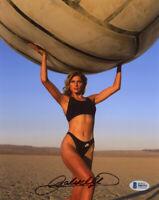GABRIELLE REECE SIGNED AUTOGRAPHED 8x10 PHOTO MODEL BEACH VOLLEYBALL BECKETT BAS