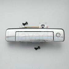 2012 - 2016 HOLDEN COLORADO CHEVROLET CHROME TAILGATE HANDLE WITH KEY HOLE