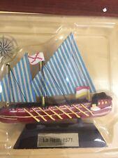 La Real 1571 Barco Velero de madera Agostini nautica marinero