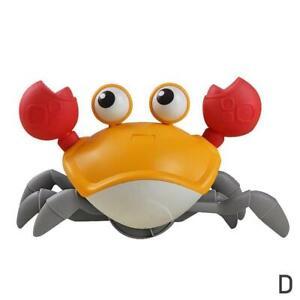 2021 Cute Octopus/Crab Walking Swimming Bath Toy Clockwork Toy x 1
