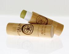 Very Rare! Matcha Blend Japanese Lipstick Lipbalm 100% Organic Green Tea F/S
