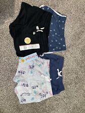 Girls Shorts Size 4/5 Lot Of 4