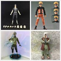 Naruto Uchiha Itachi Hatake Kakashi Uzumaki Toy Naruto Rock Lee Action Figure