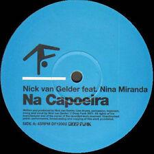 NICK VAN GELDER - Na Capoeira / Blue Coracao - DEEP FUNK