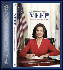 VEEP - COMPLETE HBO SEASON 1 - FIRST SEASON  **BRAND NEW DVD **