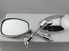 Honda Ruckus Mirrors 8mm - Oval - 2002-2015
