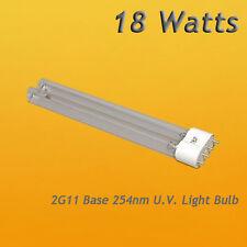 New 18 Watts UV Bulb Lamp 2G11 Odyssea Jebo Jebao 18W