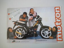 advertising Pubblicità 1988 MOTRON GL4 GL 4 50