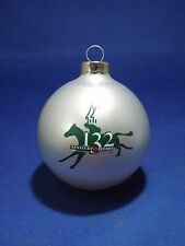2006 132nd Kentucky Derby Limited Edition 1695/5000 Christmas Ornament