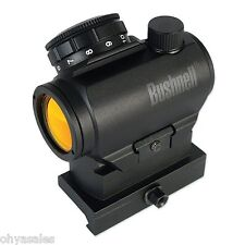 Bushnell TRS-25 3 MOA Red Dot Sight for Rifle/Shotgun w/ Hi-Rise Mount AR731306