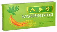 3 Boxes Panax Ginseng Extract Oral Liquid 4500mg Improves Stamina 3x10 Vials