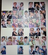 ATEEZ ZERO Fever Part 1 Fansign Photocard Version 2 ver 3 5 7 mmt san seonghwa