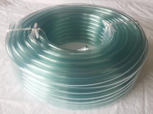 ID 6mm UP TO 50M Plastic Clear PVC Hose Pipe Tube Air Water Food Home Washer