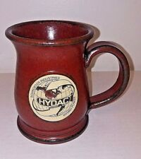 Schroeder Industries Hydac Hydro Power Advertising Coffee Mug Studio Pottery
