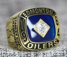 Wayne Gretzky - 1984 Edmonton Oilers Stanley Cup Hockey Ring 7-15S