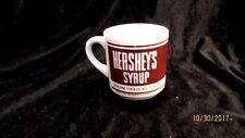 Hersheys Syrup Coffee Mug Bone China