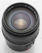 Minolta AF Zoom Xi 35-200mm 35-200 mm 4.5(22)-5.6 4.5-5.6 - Sony A / Dynax