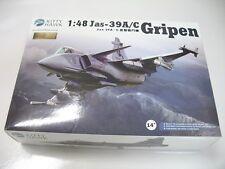 Kitty Hawk 1/48 KH80117 SAAB Jas-39A/C Gripen