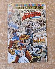 Comic, The First American U.S.Angel, nº 4, America´s Best Comics, Jim Baikie