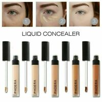 PHOERA Make Up Concealer Liquid Moisturizer Conceal High Definition Foundation