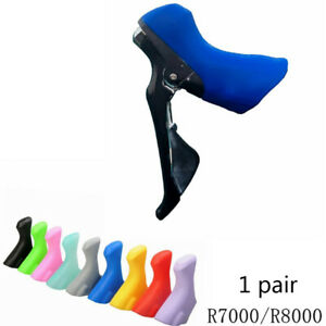 Mountain Bike Suitable For ST-R7000 ST-R8000 Di2 STI Lever Hoods  9 color 1 ^lk