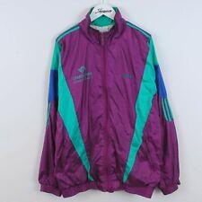 Vintage 80s/90s Adidas Originals Block Colour Windbreaker Jacket Size L Retro