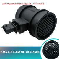 Masa Aire Fluir Sensor Meter para  Vauxhall Astra H Corsa D Vectra C 0281002618